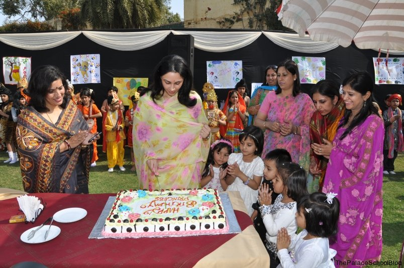 Cake Making Classes In Jaipur : The Palace School Jaipur: BlogPicture 4   Founder s Day ...